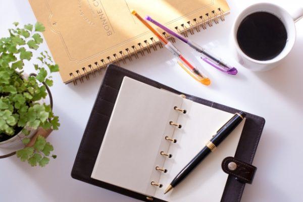 不安や焦りを解消するためのノート