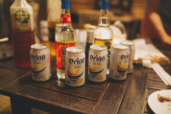 アルコール依存症患者の部屋